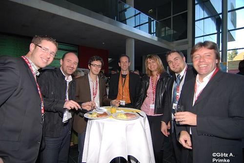 Bild vom Brennpunkt Etourismus als Erläuterung zum Brennpunkt eTourism 2008 in Salzburg