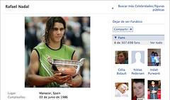 Facebook, Nadal, Federer - 1