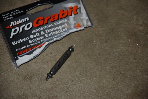 Broken Pro Grabit