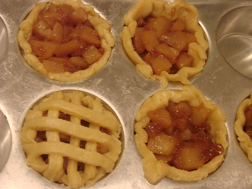 Cup Pies!