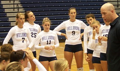 Villanova vs George WashingtonU (11) (b.chillin) Tags: bigten womensvolleyball collegevolleyball pennstatevolleyball bigtenvolleyball