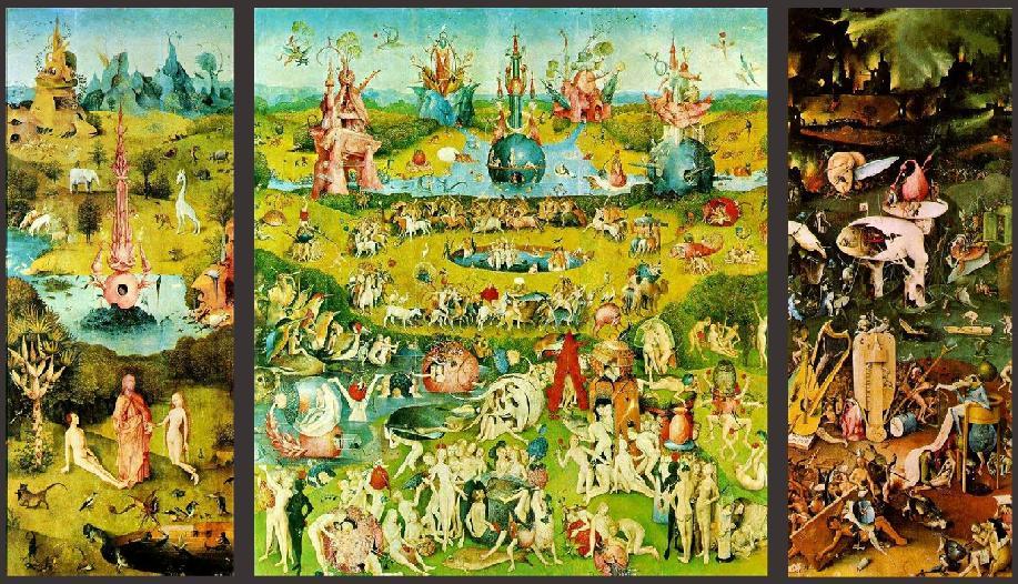 Hieronymus Bosch c. 1450-1516-part 3 - Blogs - Literature Network Forums