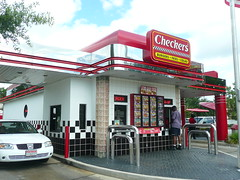 checkers 6 (popaitaly) Tags: usa sign shop retail facade shopping advertising marketing store commerce fastfood pop drivein signage checkers trade purchase purchasing popai reastaurant retailing anytimefood