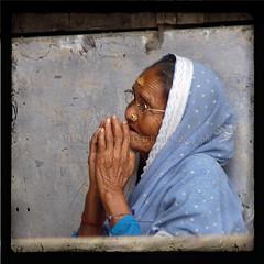 The Imperishable Self to me (designldg) Tags: portrait people woman india prayer religion varanasi shanti hindu benaras uttarpradesh भारत indiasong aplusphoto articulateimages tff1