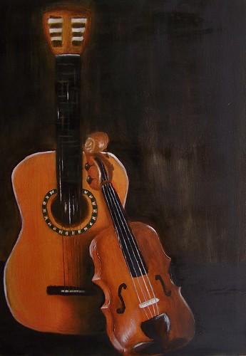 Natura morta acustica (acoustic still life)
