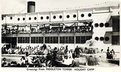 Middleton Tower Holiday Camp (trainsandstuff) Tags: vintage retro archival morecambe pontins holidaycamp middletontower middletontowerholidaycamp fredpontin