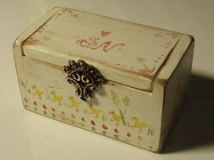 Dollhouse Miniatures Mini Treasures Wiki Chests