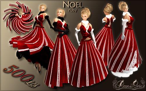 ::RC::  NOEL<ruby> Pop