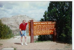 Stephen at Theodore Roosevelt National Park