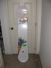 New Snowboard