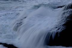 Waving Goodbye (*Firefox) Tags: beach rocks cornwall surf waves trebarwith kernow trebarwithstrand canonef100400mmf4556lisusm
