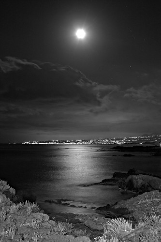 Moon Light in Giardini Naxos - IMG_8573