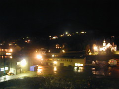 Skjervoy at Night