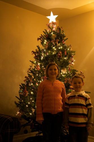 Christmas Tree with H&J