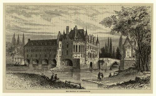 016- Castillo de Chenonceaux 1871