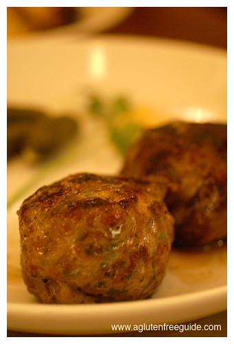 Prune Restaurant NYC Gluten-Free Lamb Sausage