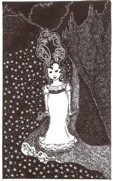 Kiara Flora maiden