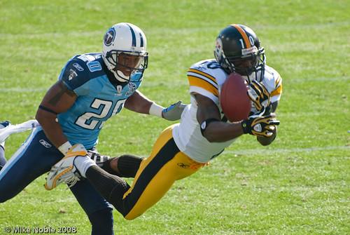 Pittsburgh touchdown