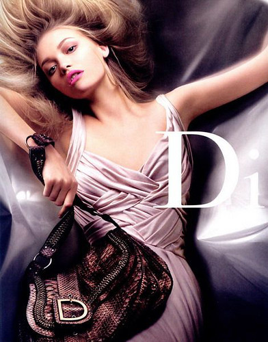 Dior poster advertisements