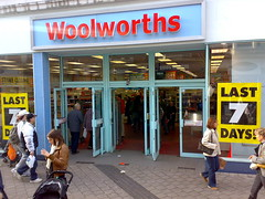 Woolworths Closure #1