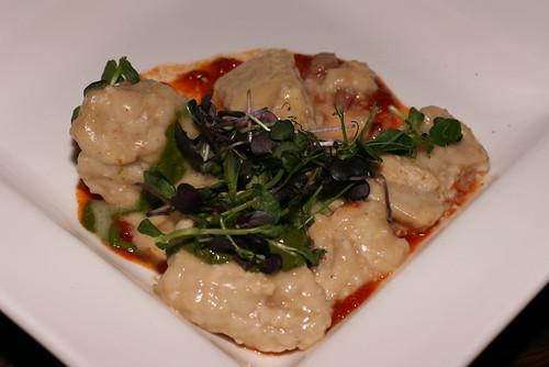 Ricotta Parmesan Gnocchi