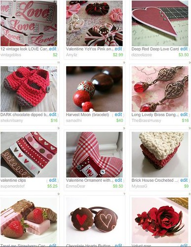 Chocolate Covered Strawberries Treasury