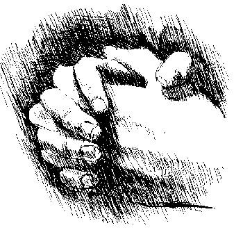 manos en oracion