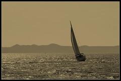 Punim jedrima (blagi) Tags: sea boat sailing wind more ugljan blueribbonwinner jedrenje vjetar jedrilica artofimages srednjikanal lightiq