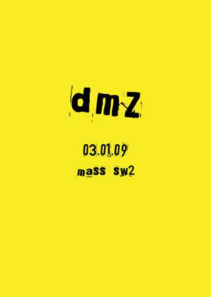 dmz flyer