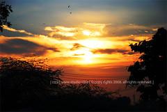 Sunset 2008