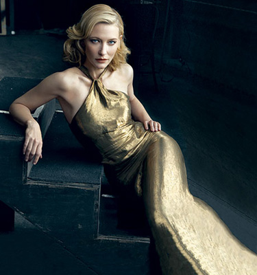 Cate Blanchett - Feb 2009 Vanity Fair