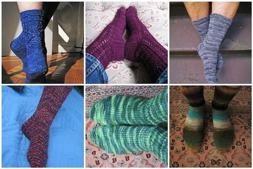 2008 Socks