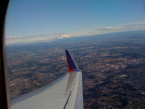 Mount Hood on the Portland Skyline