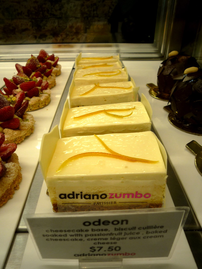 Adriano Zumbo odeon