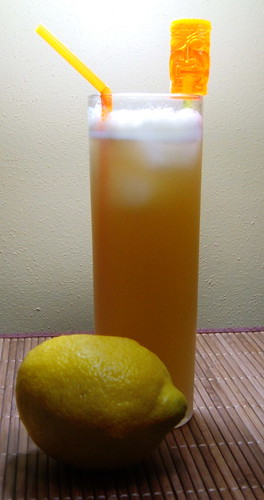 Lemon Rum Cooler