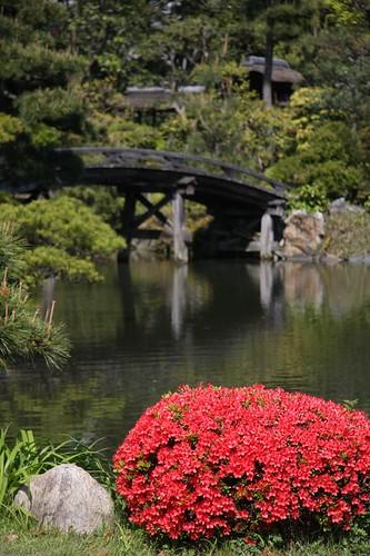 The Shosei-en Garden 渉成園