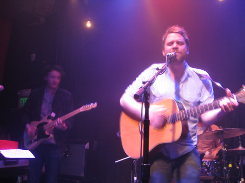 Frightened Rabbit, Rickshaw Stop, 05-18-2010
