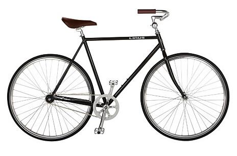 Stolen Linus Bicycle Serial #: LOE0100052
