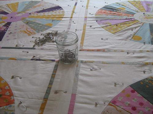 Basting Lynne's QAL by fionapoppy