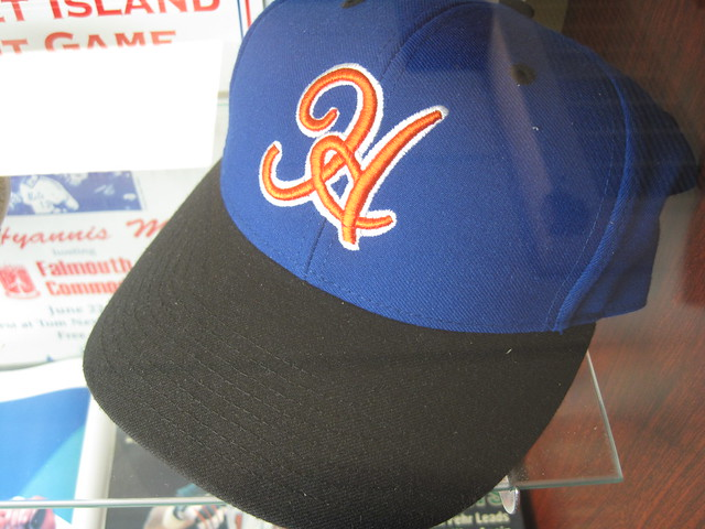Hyannis Mets hybrid cap