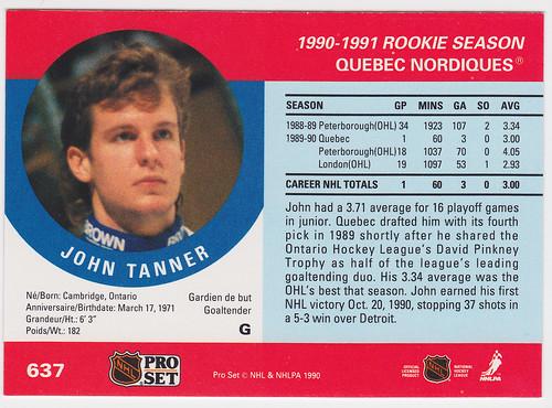 John Tanner Nords back