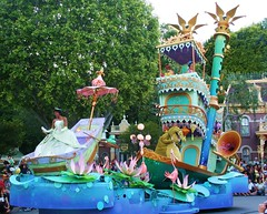 Tiana's Riverboat Float