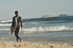 We belong to the sea. (David Teixeira Martins) Tags: ocean blue surf peace bodyboard