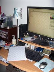 my workstation...