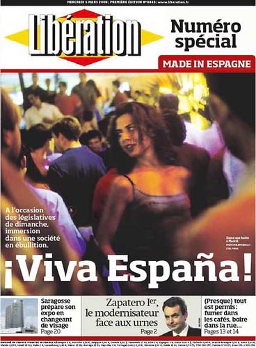 Liberation: número especial dedicado a España