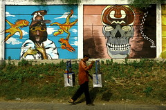 Manggarai,Central Jakarta (lianghuanchuan_2000) Tags: world people color colors digital canon photography eos java photo colorful asia photos 5d lndonesia