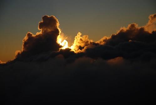 Răsăritul soarelui pe insula Maui