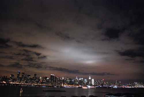 Manhattan from NJ