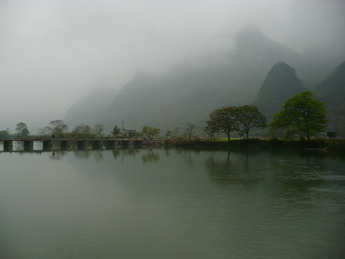 Yulong River -Yangshuo, China