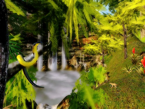 Ruta Maya - Kriss Lehmann,  Landscaping - Dizzy Banjo, Soundscape